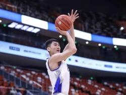 热烈欢迎我校篮球运动员李振浩出征第十四届全运会载誉归来